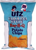 Utz Carolina Style Bar-B-Q Potato Chips