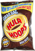 KP Hula Hoops BBQ Beef Potato Rings Review