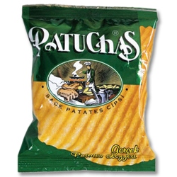 Gesa Foods Patuchas Wavy Potato Chips