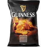 Burts Handcooked Guinnes Potato Chips review