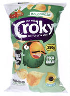 Croky Bolognese Potato Chips Review