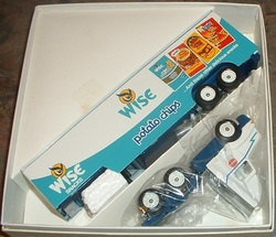 Wise Potato Chips Diecast Truck
