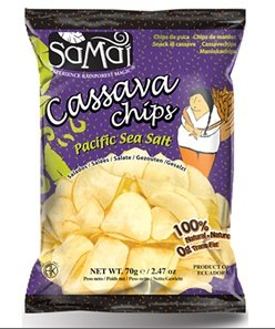 Samai Plantain Chips Review