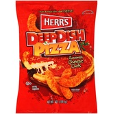 Herr's Deep Dish Pizza Cheese Curls Review