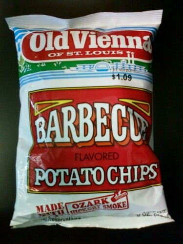 Old Vienna of St Louis Potato Chips