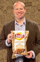 Lay's Cappuccino by Chad Scott