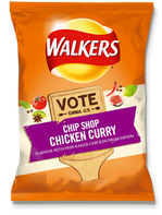 Walkers Do Us A Flavour Chip Shop Chicken Curry