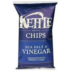 Kettle Chips Sea Salt & Vinegar