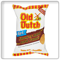 Old Dutch Smokey BBQ Rip-L Potato Chips