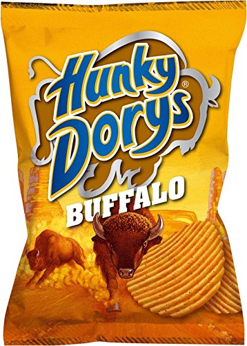 Hunky Dorys Buffalo Crisps Review