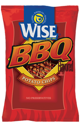 Wise BBQ Potato Chips