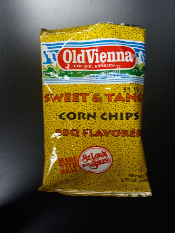 Old Vienna of St Louis Corn Chips