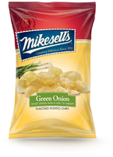 Mikesells's Green Onion Potato Chips