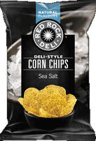 Red Rock Deli Sea Salt Corn Chips Review