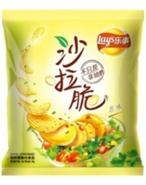 Lay's Baked Salad Chips China