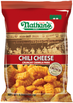 Nathan's Famous Chili Cheese Chips