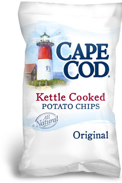 Cape Cod Kettle Cooked Original Potato Chips