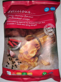 Boots Delicious Sweet Chilli Wave Cut Handcooked Crisps