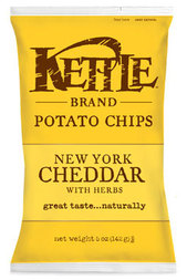 Kettle Chips New York Cheddar
