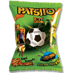 Gesa Foods Patsito Nut Corn Snacks Potato Chips