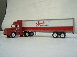 Good's Potato Chips Delivery Truck Diecast Model