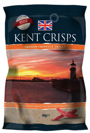 Kent Crisps Smoked Chipotle Chilli Review