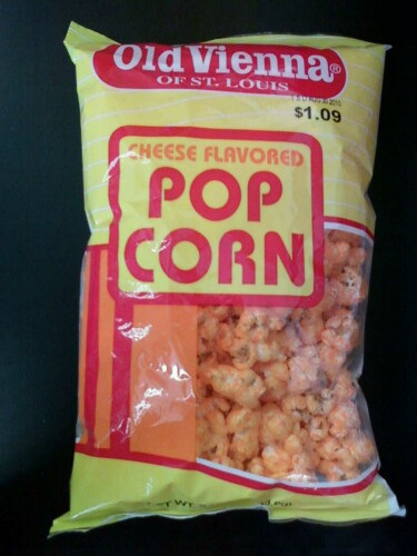 Old Vienna of St Louis Popcorn