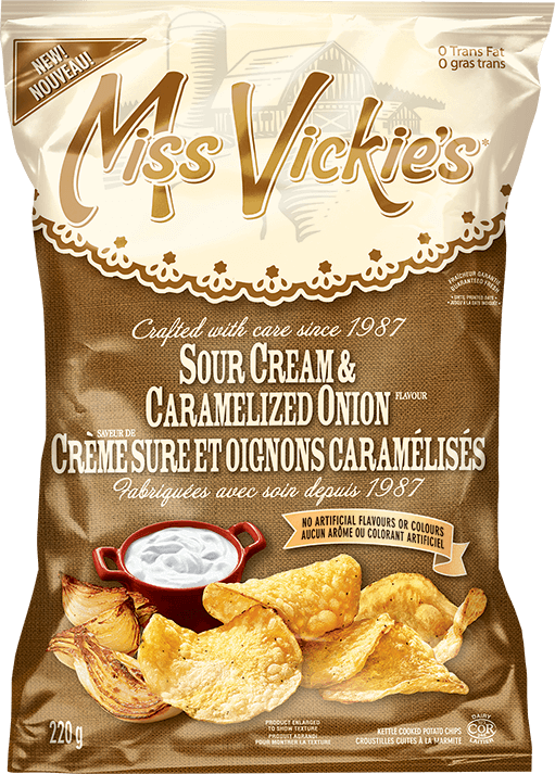 Miss Vickie's Potato Chips Review