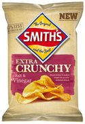 Smiths Chips Extra Crunchy Salt & Vinegar