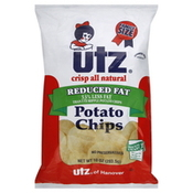 Utz Reduced Fat Regular Original Potato Chips