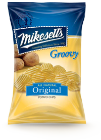 Mikesells's Original Groovy Potato Chips