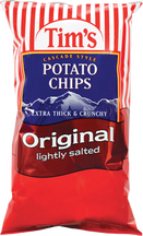 Tim's Cascade Style Potato Chips Lightly Salted