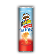Pringles Fat Free Original Review
