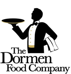 Dorman Food Company Nuts Logo Mascot
