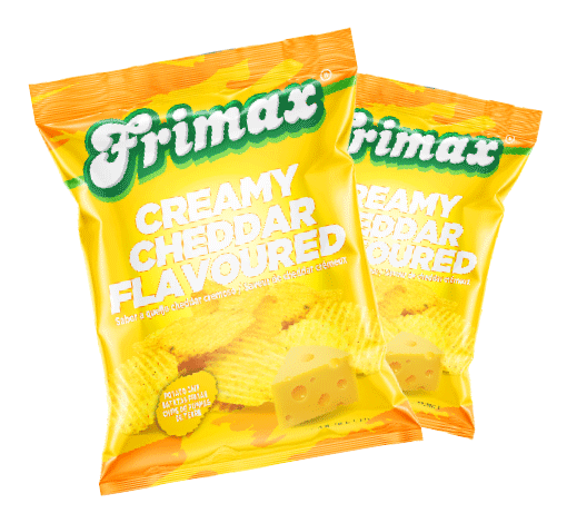 Frimax Potato Chips Cheddar