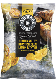 Red Rock Deli Potato Chips Review