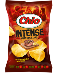 Chio Meat Mustard Chips