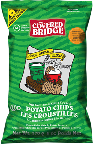 Covered Bridge Chips Review