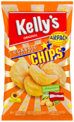 Kelly's Potato Chips Classic Salted