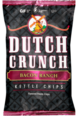 Old Dutch Bacon Ranch Kettle Chips