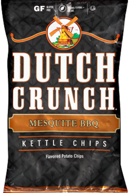 Old Dutch Mesquite BBQ Kettle Chips