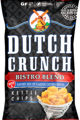 Old Dutch Bistro Blend Kettle Chips