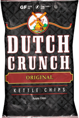 Old Dutch original Kettle Chips