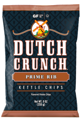 Old Dutch Prime Rib Kettle Chips