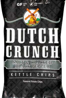 Old Dutch Salt & Pepper Kettle Chips