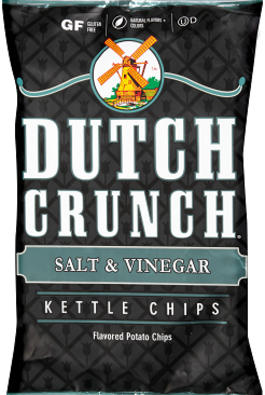 Old Dutch Salt & Vinegar Kettle Chips