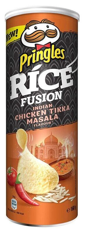 Pringles Rice Infusion Indian Tandoori Chicken Masala