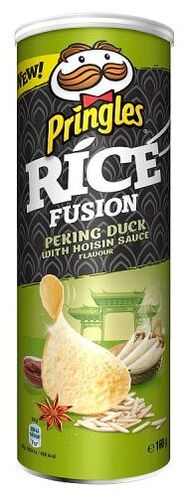 Pringles Rice Fusion Peking Duck with Hoisin Sauce