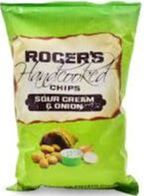 Roger's Chips Sour Cream Onion