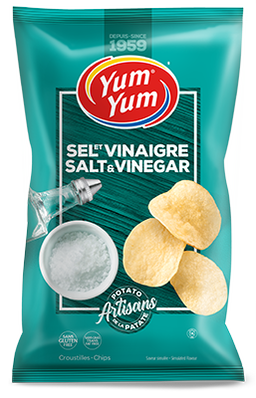 Yum Yum Salt Chips